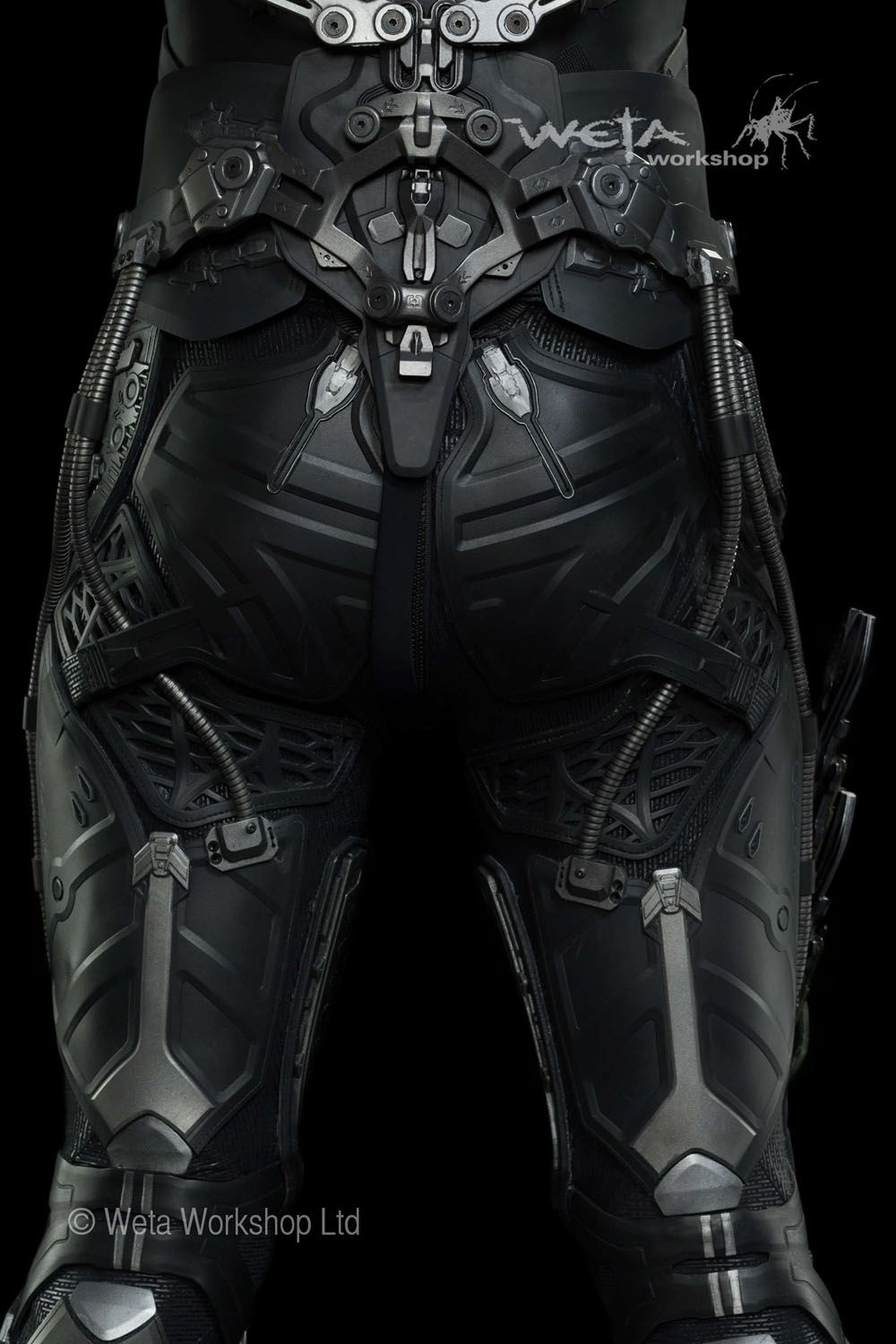 Pin by begudman on Armor piece | Futuristic armour, Combat ...