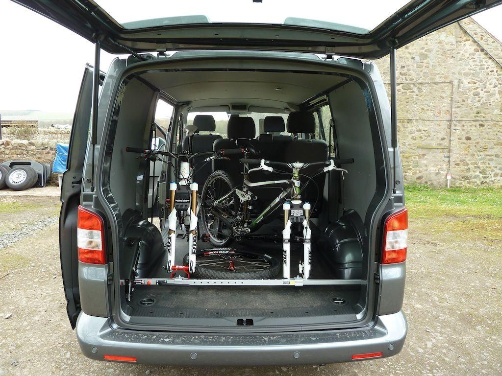 Pin By Dm On Van Staff Some Good Thoughts Bike Storage In Van