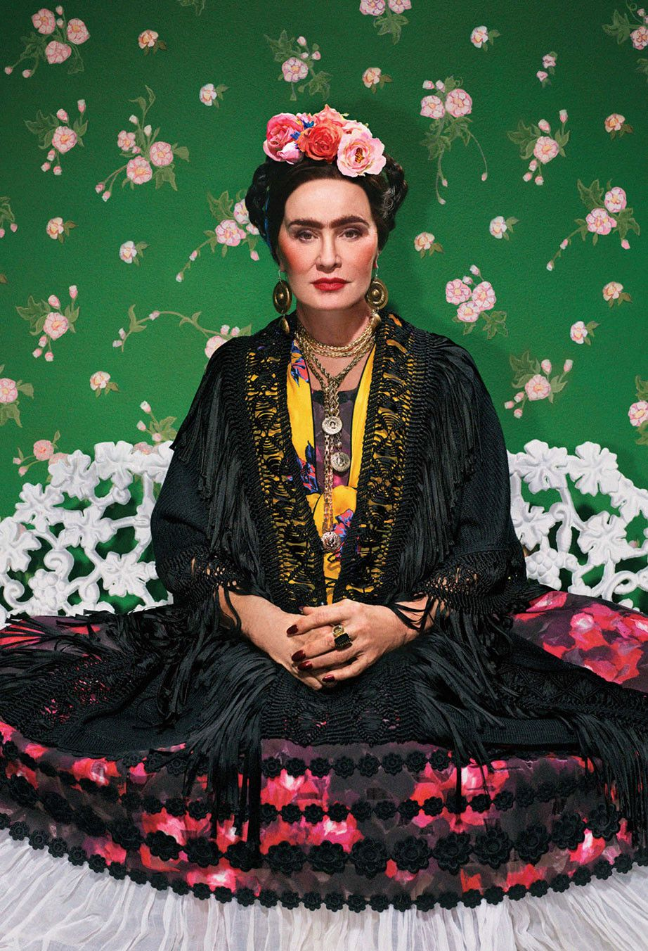 The 70 Year Path to Frida Kahlo's Cover | shrimptoncouture.com