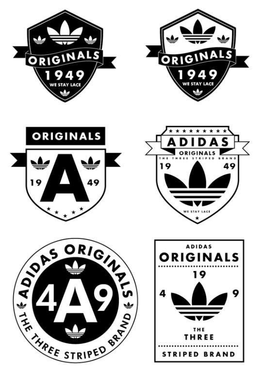 Pin by Александр on портрет | Adidas design, Adidas brand
