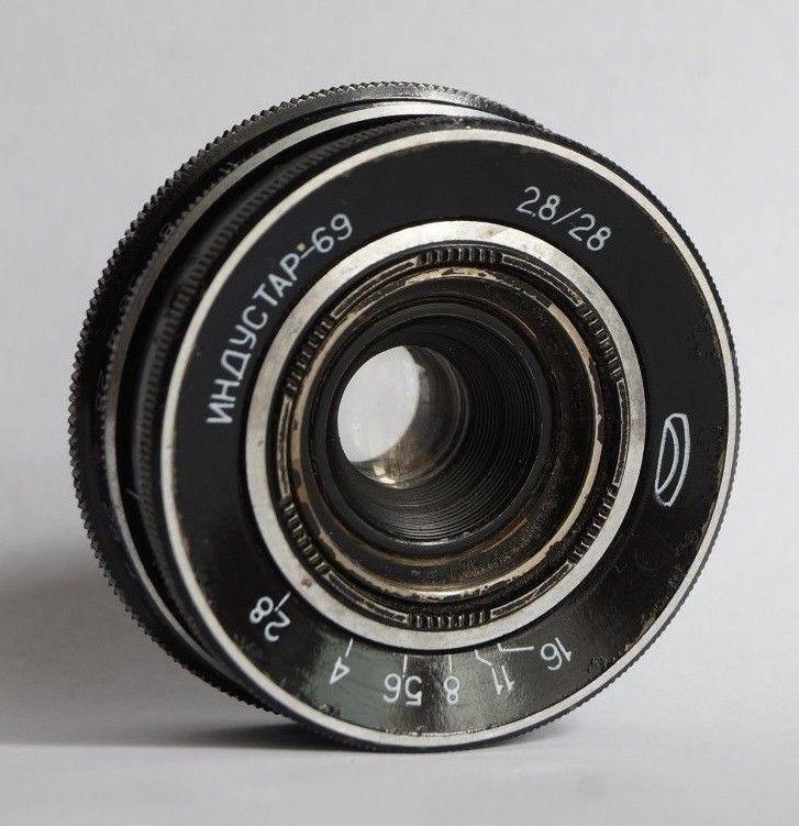 Industar-69 M39 2 8/28mm f/2 8 Soviet Russian Lens Wide