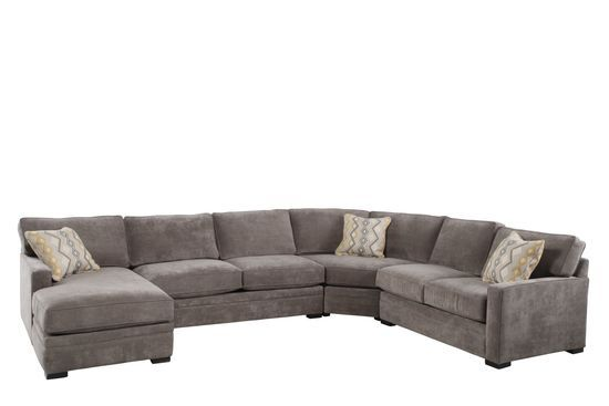 Jonathan Louis Choices Juno Four Piece Sectional Living Room Sectional,  Sectional Sofas, Home