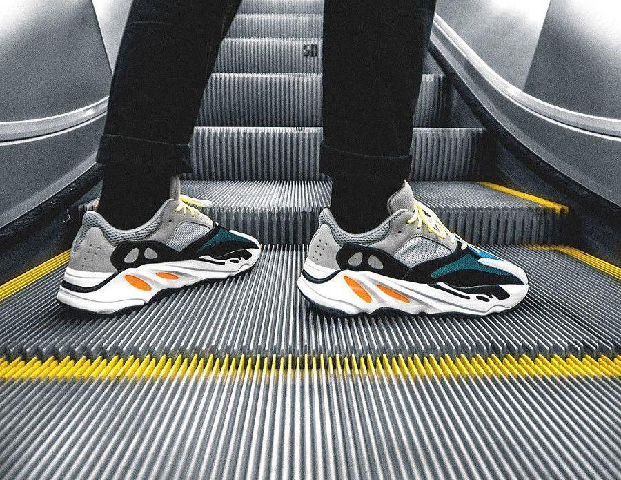 best cheap 06ee8 fcd64 adidas-yeezy700-on-feet-@permanent.memory   Sneakers in 2019 ...