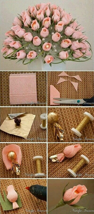 Pin by Carmen Martinez on Flowers | Pinterest | Flowers, Craft and ...