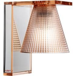 Photo of Kartell Light-Air wall light, crystal clear