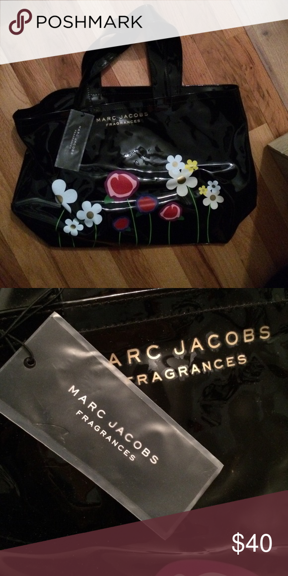 Marc Jacobs Fragrance Tote Bag Marc Jacobs Shiny Adorable