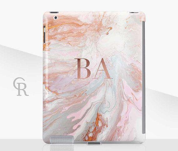 innovative design 4042e 5ec56 Personalised Marble iPad Case For - iPad 2, iPad 3, iPad 4 and iPad ...