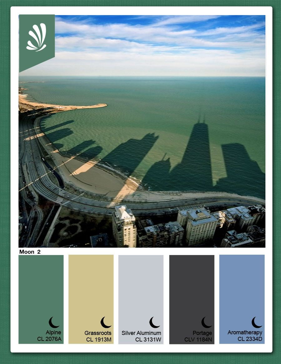 Chicago colors