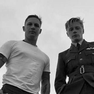 いいね!40件、コメント1件 ― Caroline loves Tom Hardy 💕さん(@sweethardydreams)のInstagramアカウント: 「Dunkirk ❤❤」