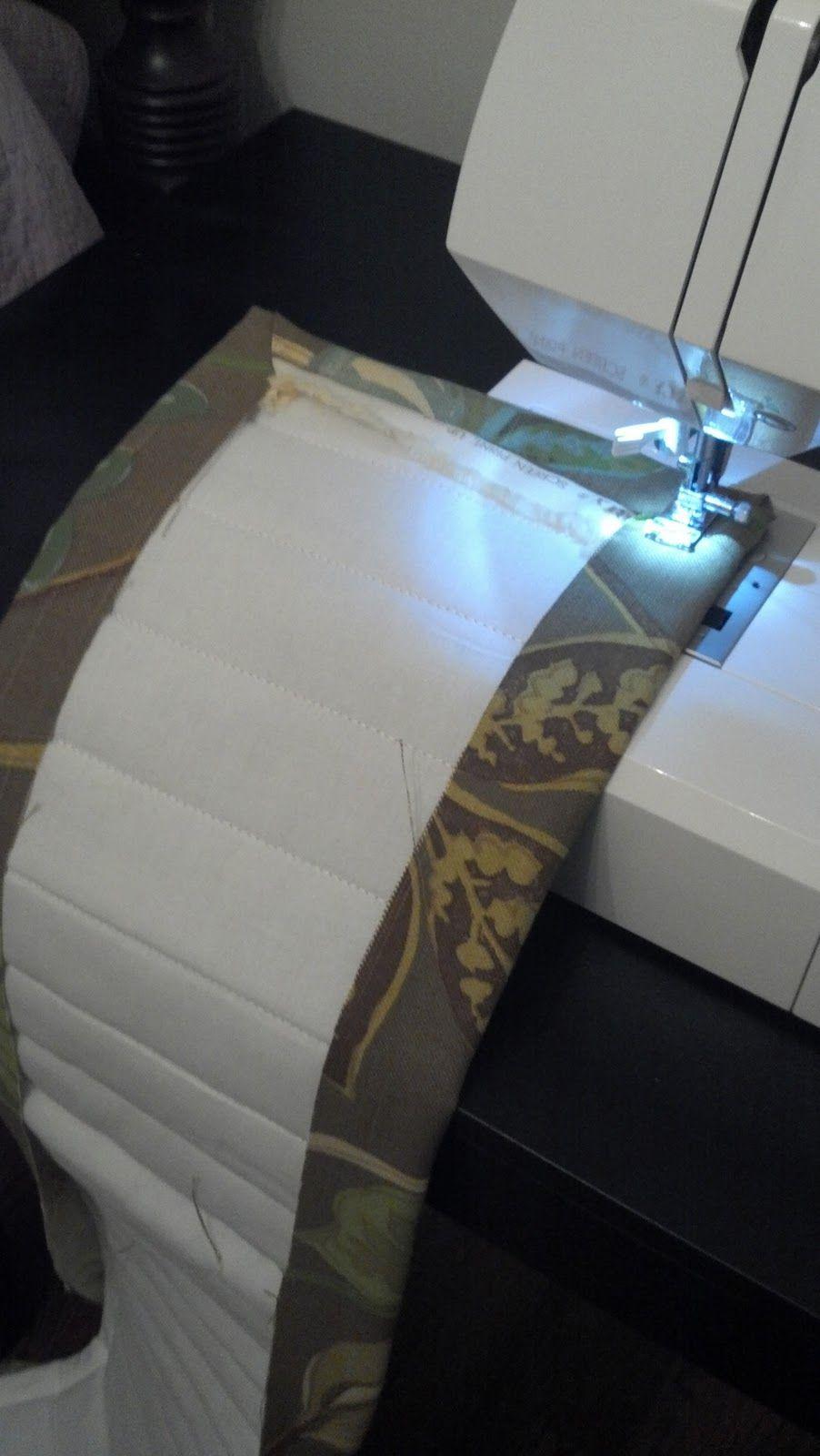 Ikea Hack Diy Crib Bumper And Monogrammed Pillow Crafts