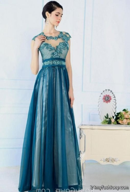 Wpid Beautiful Long Dresses With Sleeves 2016 2017