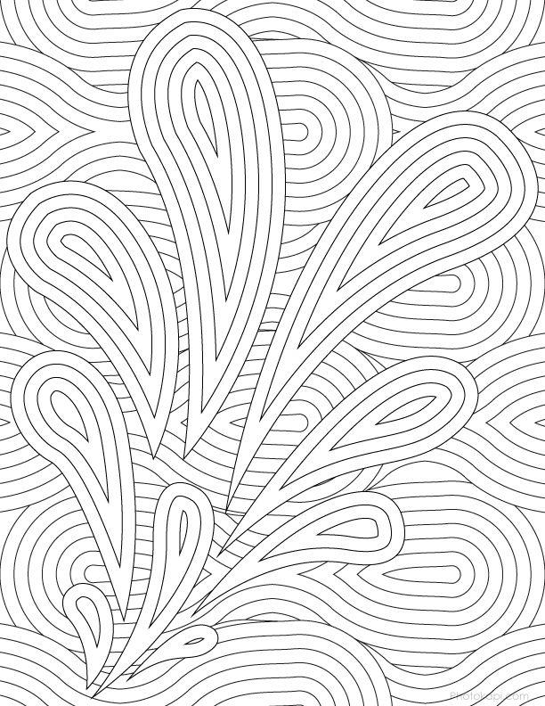 Grown Up Coloring Pages 1 | Mandalas | Pinterest | Colores, Páginas ...