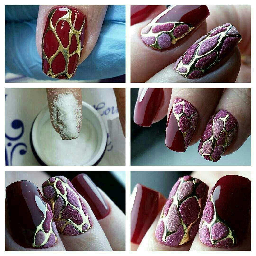 дух фестиваль пошаговый дизайн гелевых ногтей фото управлением