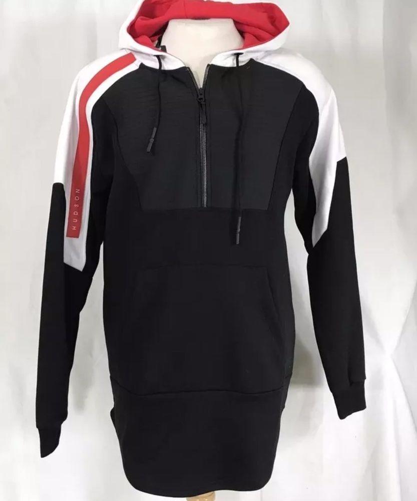 Hudson Outerwear Prado Hoodie Sweatshirt Mens Black Urban Street Wear Xxl Fashion Clothing Shoes Accessori Street Wear Urban Street Wear Sweatshirts Hoodie [ 1000 x 833 Pixel ]
