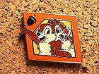 Chip and Dale Disney Pin - PWP Promotion - 2013 Starter set #EasyNip