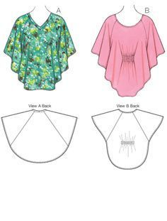easy to sew blouses - Google Search