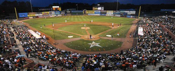 A To Z Guide Delmarva Shorebirds Perdue Stadium Stadium Baseball Stadium Minor League Baseball