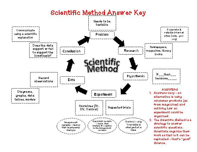 Scientific Method Worksheet College - Scientific Method Worksheet