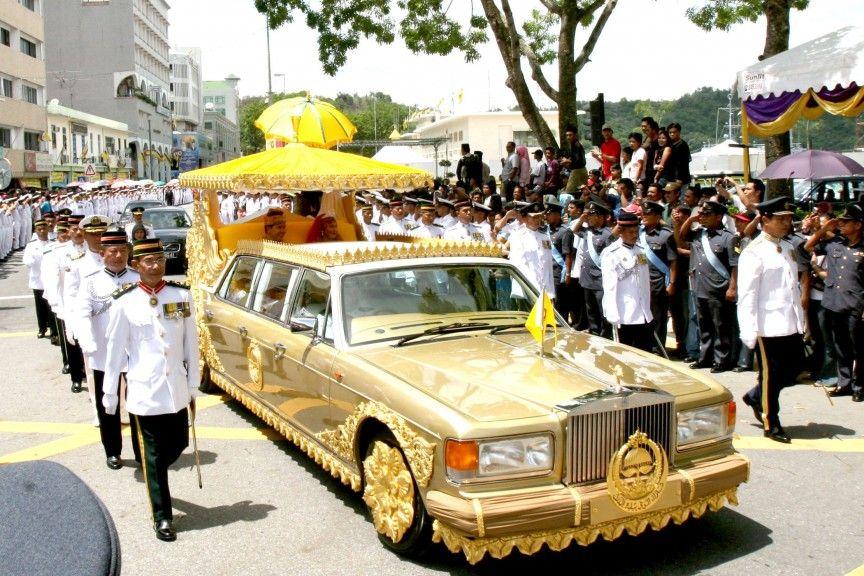 Rolls Royce Silver Spur II – Brunei