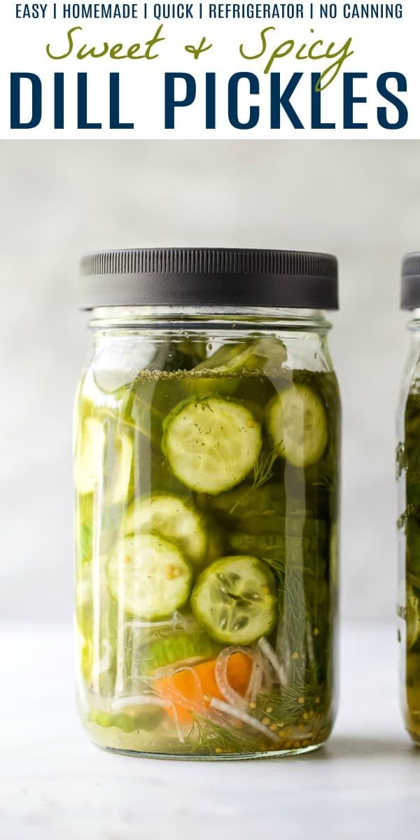 how to make dill pickles from cucumbers easy