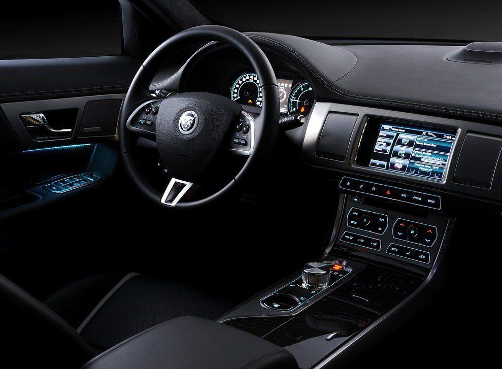 2012 Jaguar Xf Interior Jaguar Xf New Jaguar Jaguar