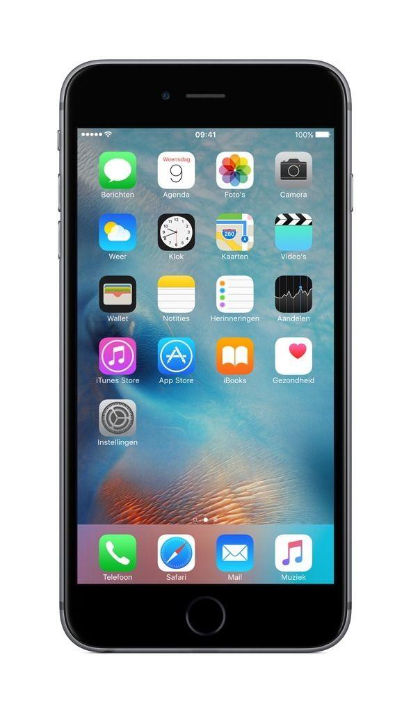 Iphone Apple Mku12zd A Apple Iphone 6s Plus 16gb 4g Grau Single Sim Ios Nanosim Edge Gsm Hier Klicken Um We Apple Iphone 6s Plus Apple Iphone Iphone