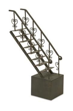 fun wrought iron staircase. Iron Fun and dynamic the Baldwin stairs metalwork sculpture add a  The Best 100 Wrought Staircase Image Collections www