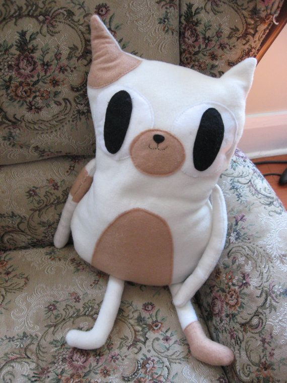 Adventure Time Cake the Cat Plushie by ...