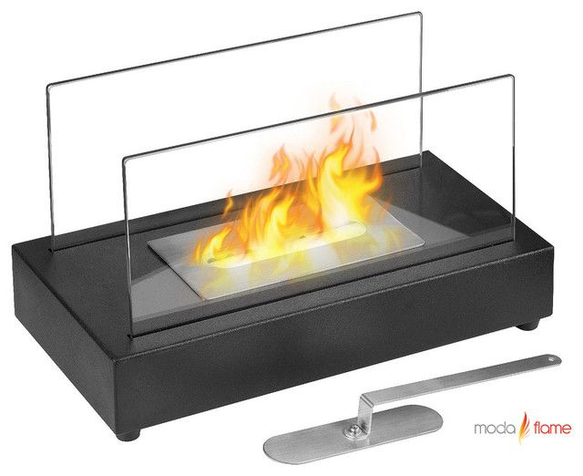 Perfect Moda Flame Firepit #TableTop #Fireplace