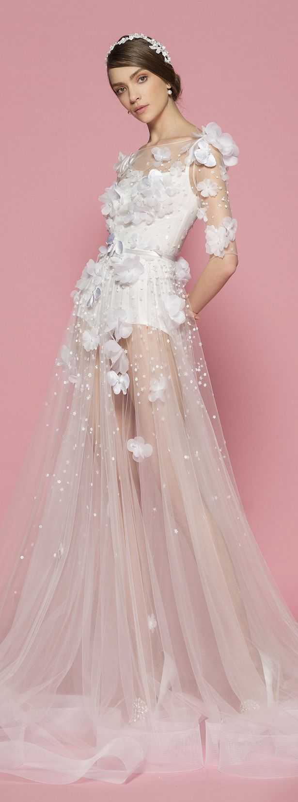 Georges Hobeika Bridal 2018 Wedding Dresses | Pinterest | Vestidos ...