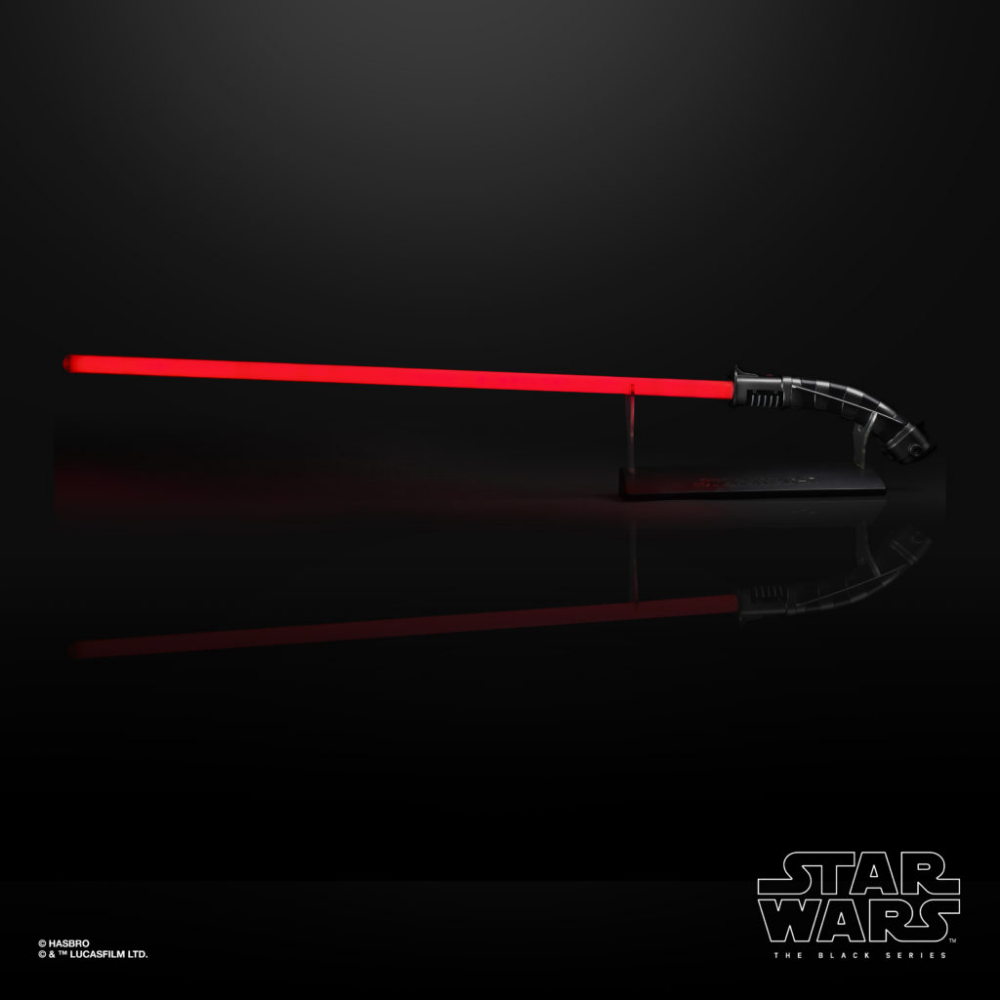 Hasbro S Star Wars Product Reveals From Lucca Comics Games Convention Coffee With Kenobi Fx Lightsaber Asajj Ventress Lightsaber