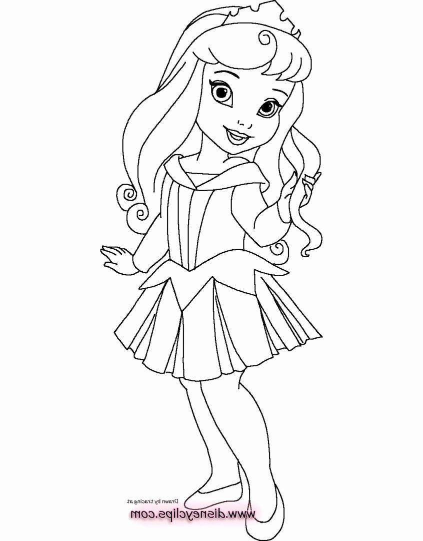 Baby Princess Coloring Page Youngandtae Com Disney Princess Coloring Pages Disney Princess Colors Princess Coloring