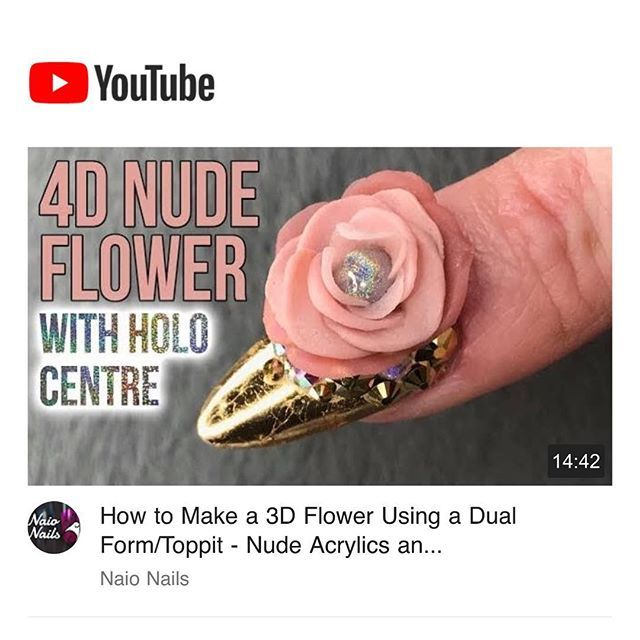 How to use a topit dual form to creat a 3D flower so pretty .what do ...