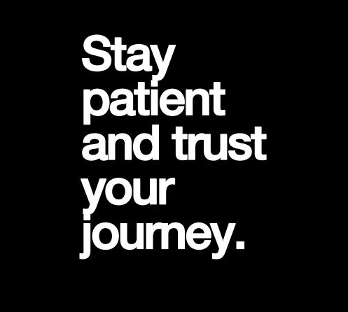 Staying Positive Quotes Stay Patient People #thehub  Inspiring Quotes  Pinterest  Wisdom