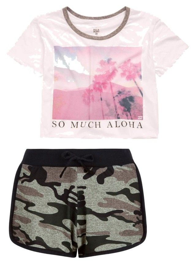 """Untitled #6"" by mburghardt on Polyvore featuring New Look and Billabong"