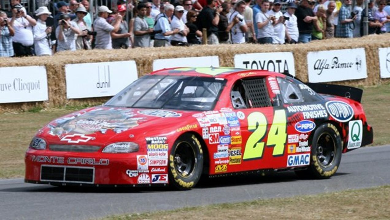 The ten most awesome banned race cars Race cars, Nascar