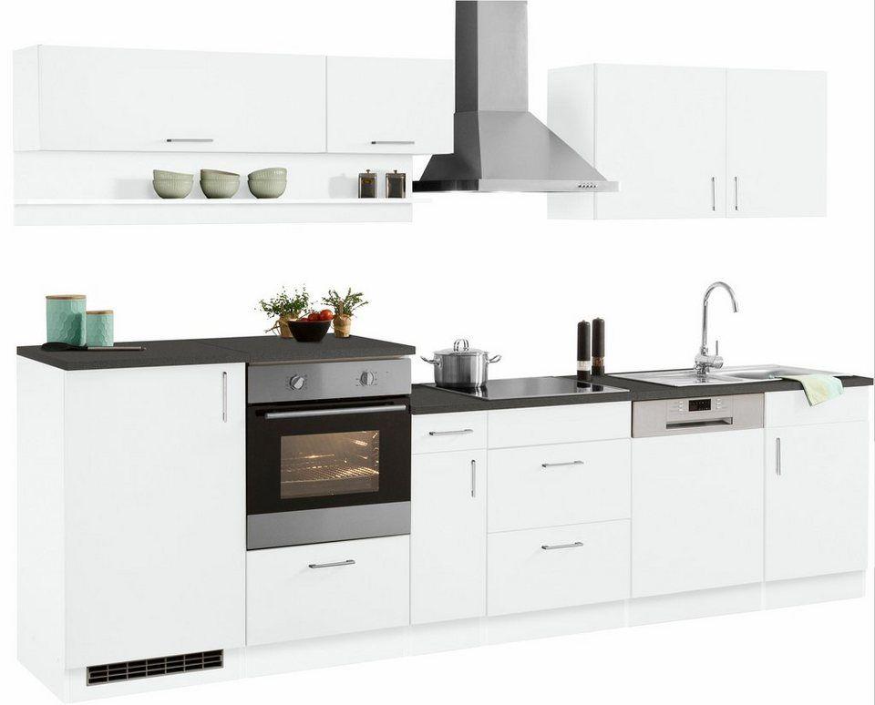 HELD MÖBEL Küchenzeile ohne E-Geräte »Tampa«, Breite 320 cm Kitchens - küchenblock ohne e geräte