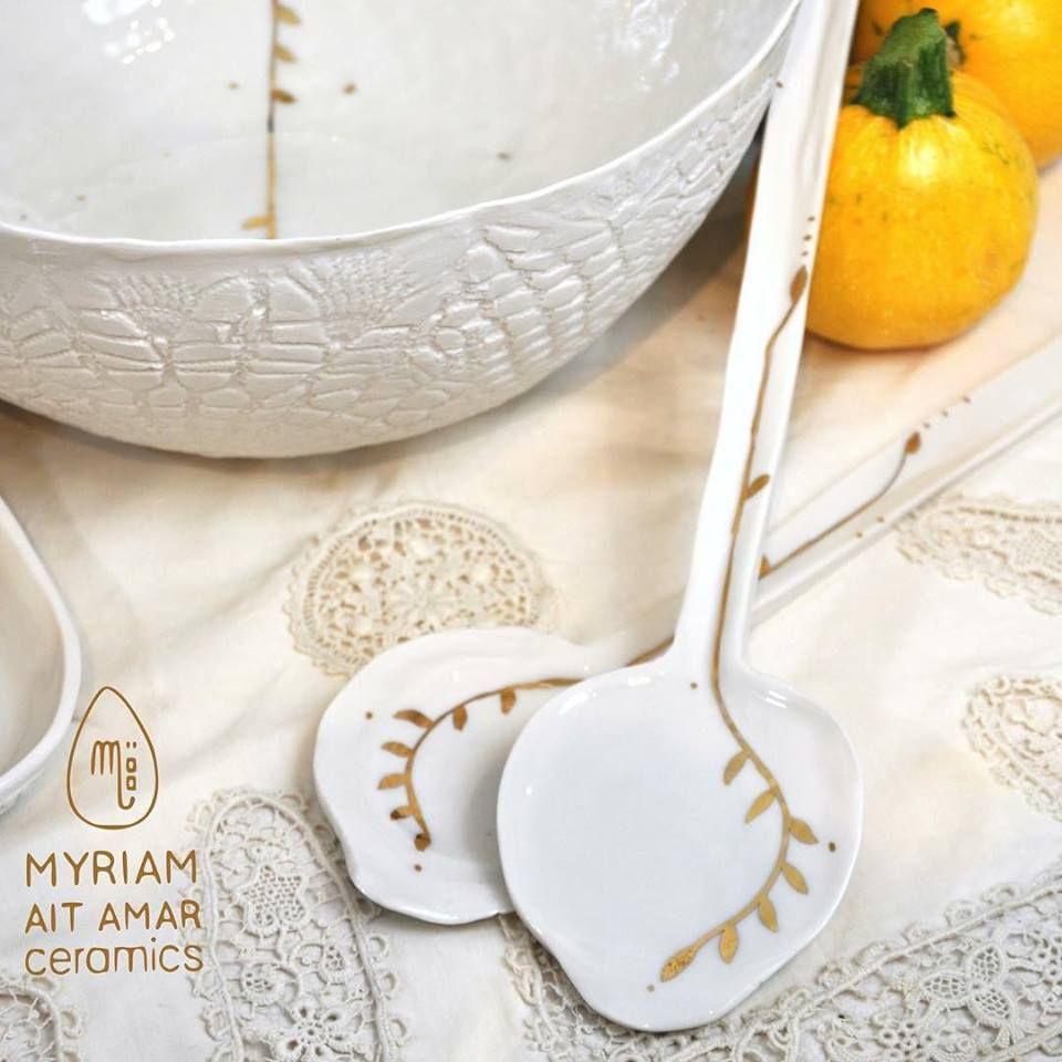 Myriam Ait Amar Céramiques - Myriam Aït Amar Ceramics en