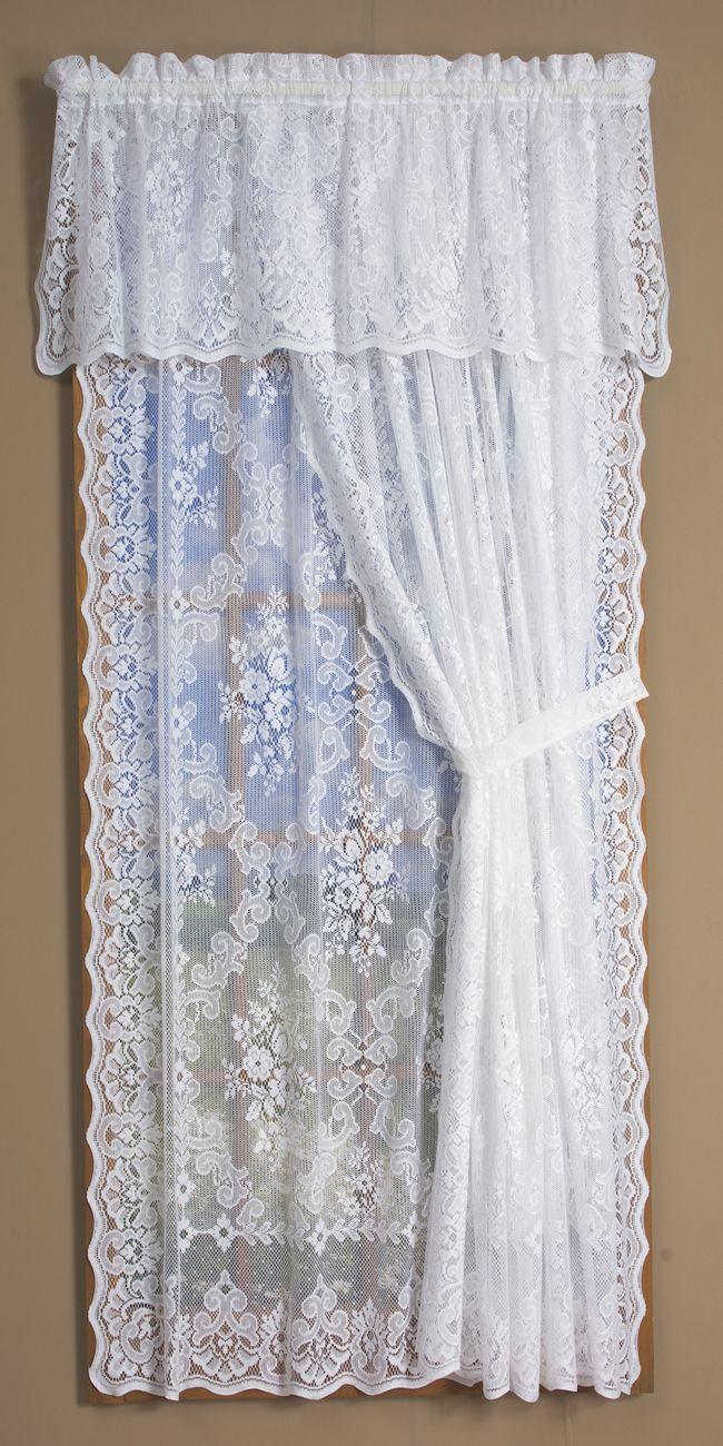 Lace Curtain Styles Di 2020 Tirai Dekorasi Rumah Rumah