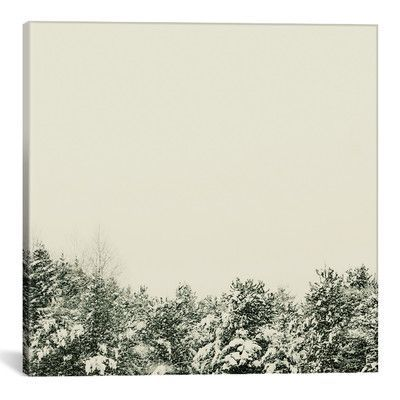 """Loon Peak All the Way Photographic Print on Wrapped Canvas Size: 18"""" H x 18"""" W x 1.5"""" D"""