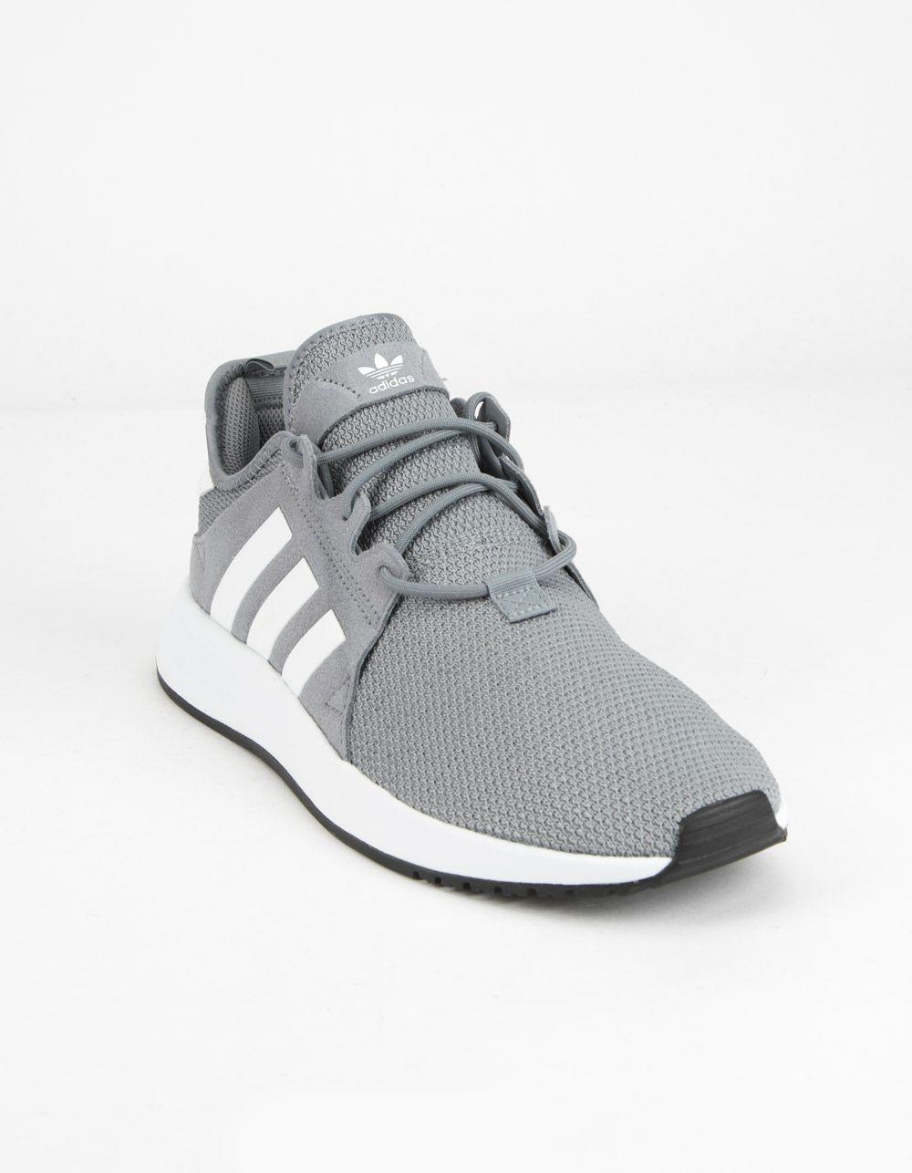 x_plr shoes white