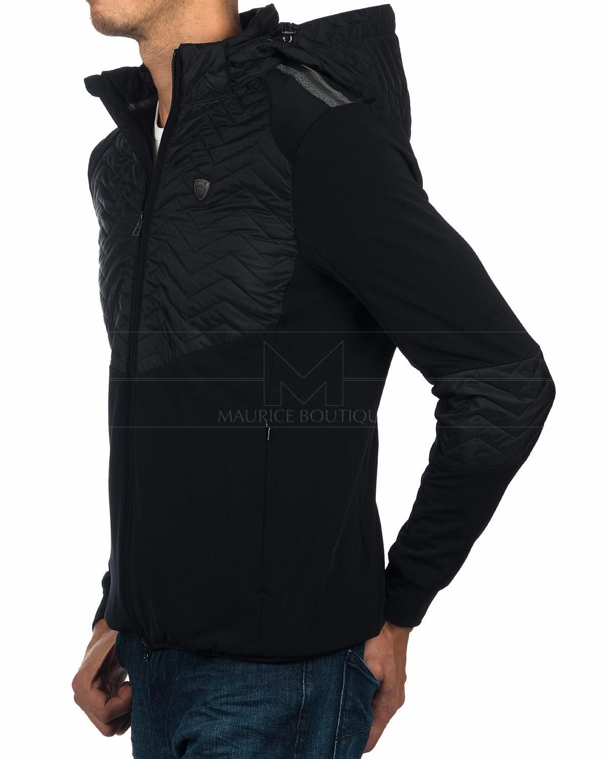 973a6a6352be3 EA7 Emporio Armani Bomber Jacket Mountain M Shaded - Grey in 2019 ...