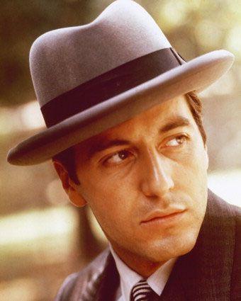 Al Pacino 40 Years Ago The Godfather Al Pacino Godfather Movie
