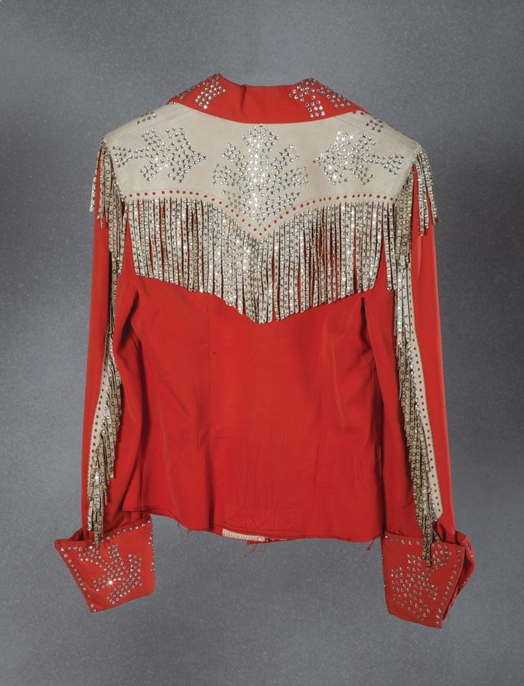 Gail Davis, TV's Annie Oakley, Nudie's Outfit