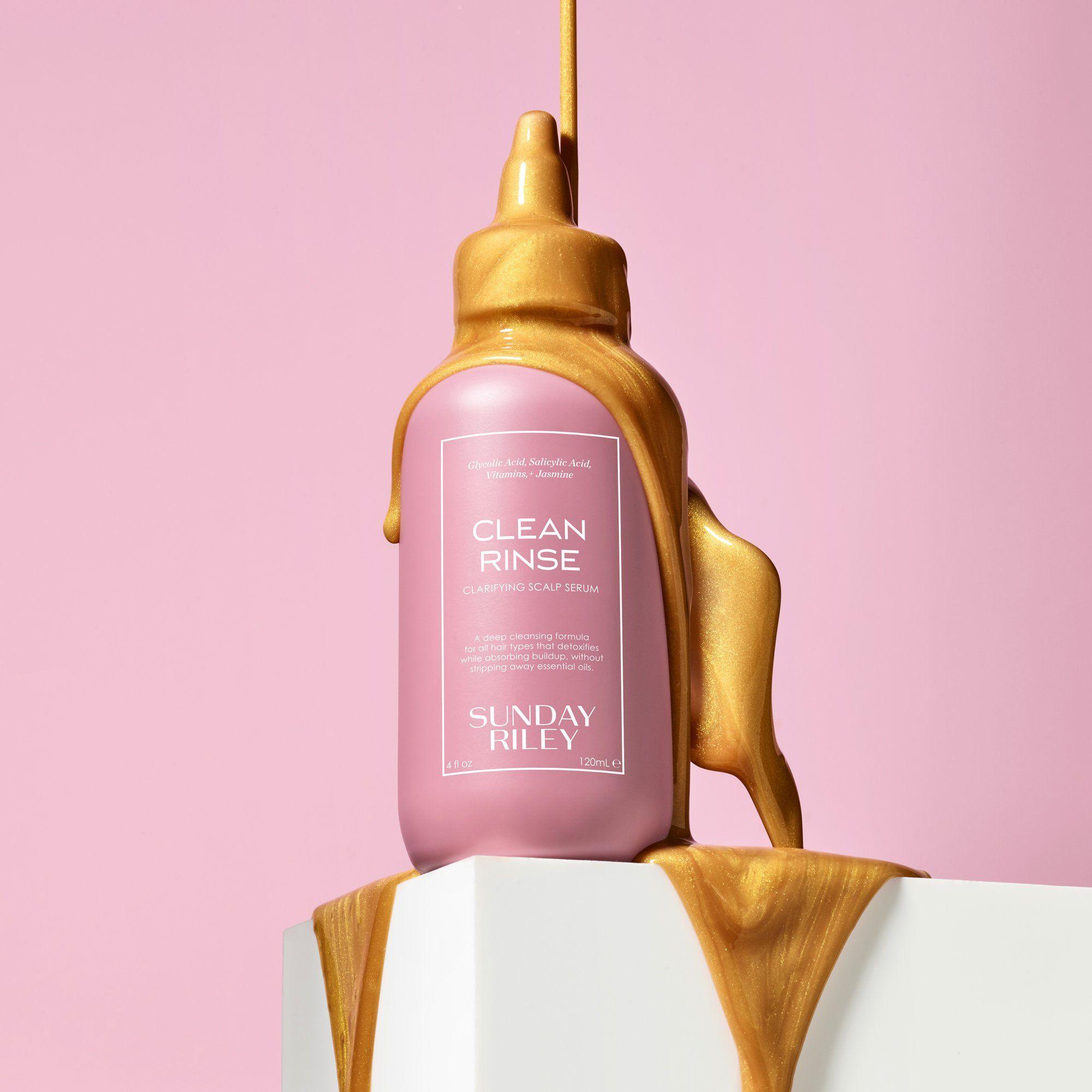 Clean Rinse Clarifying Scalp Serum With Niacinamide Scalp Serum Skin Care Brands Jasmine Essential Oil