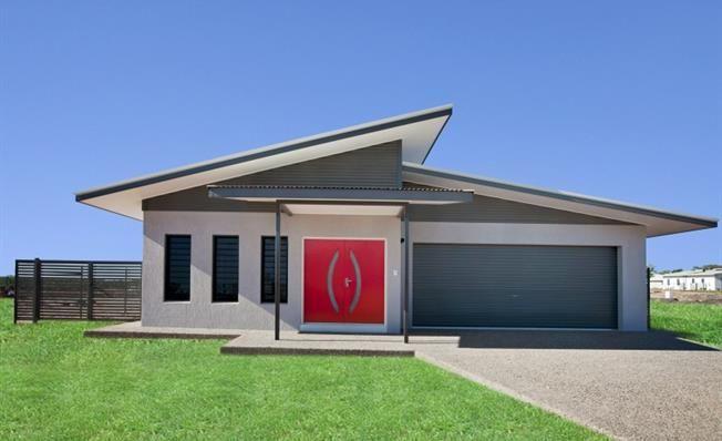 Bennison skillion roof design house elevation new home designs modern also mid century in pinterest rh
