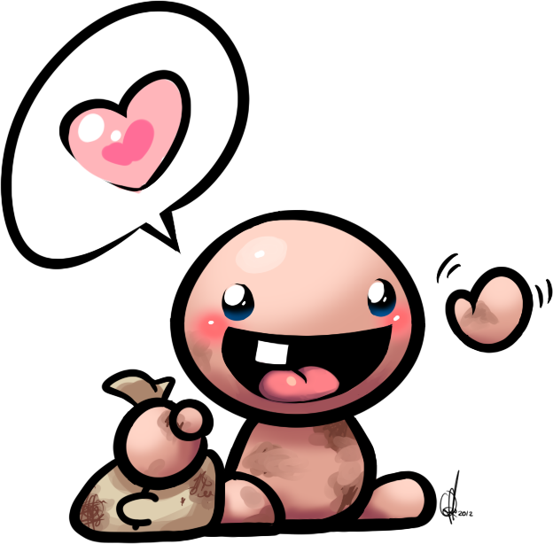 Pin On The Binding Of Isaac