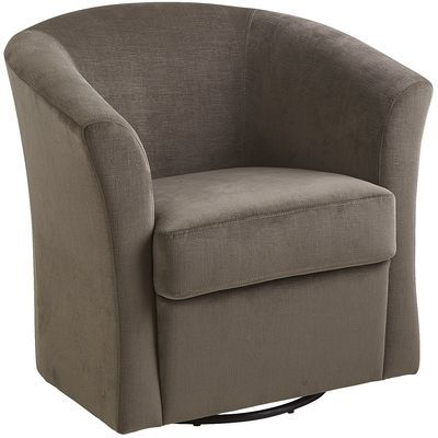 isaac mineral gray swivel chair isaac mineral gray swivel chair   swivel chair living rooms and room  rh   pinterest