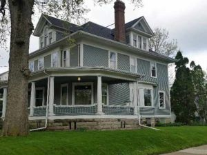 Page 46 Colonial Revival Old House Dreams Historic Homes
