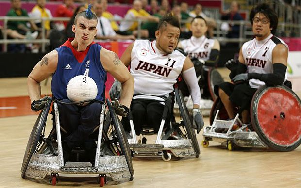 paralympics 2012 british guile no match for japanese grace as